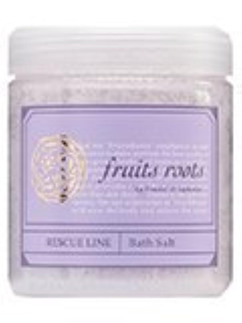 失望バケツ柔らかさfruits roots レスキュー バスソルト 50ml