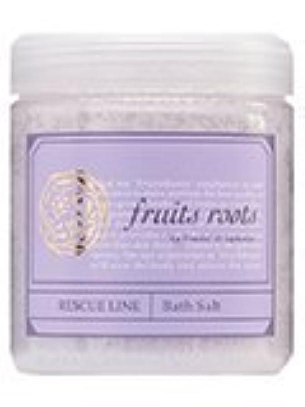 フェンス卵フリースfruits roots レスキュー バスソルト 50ml