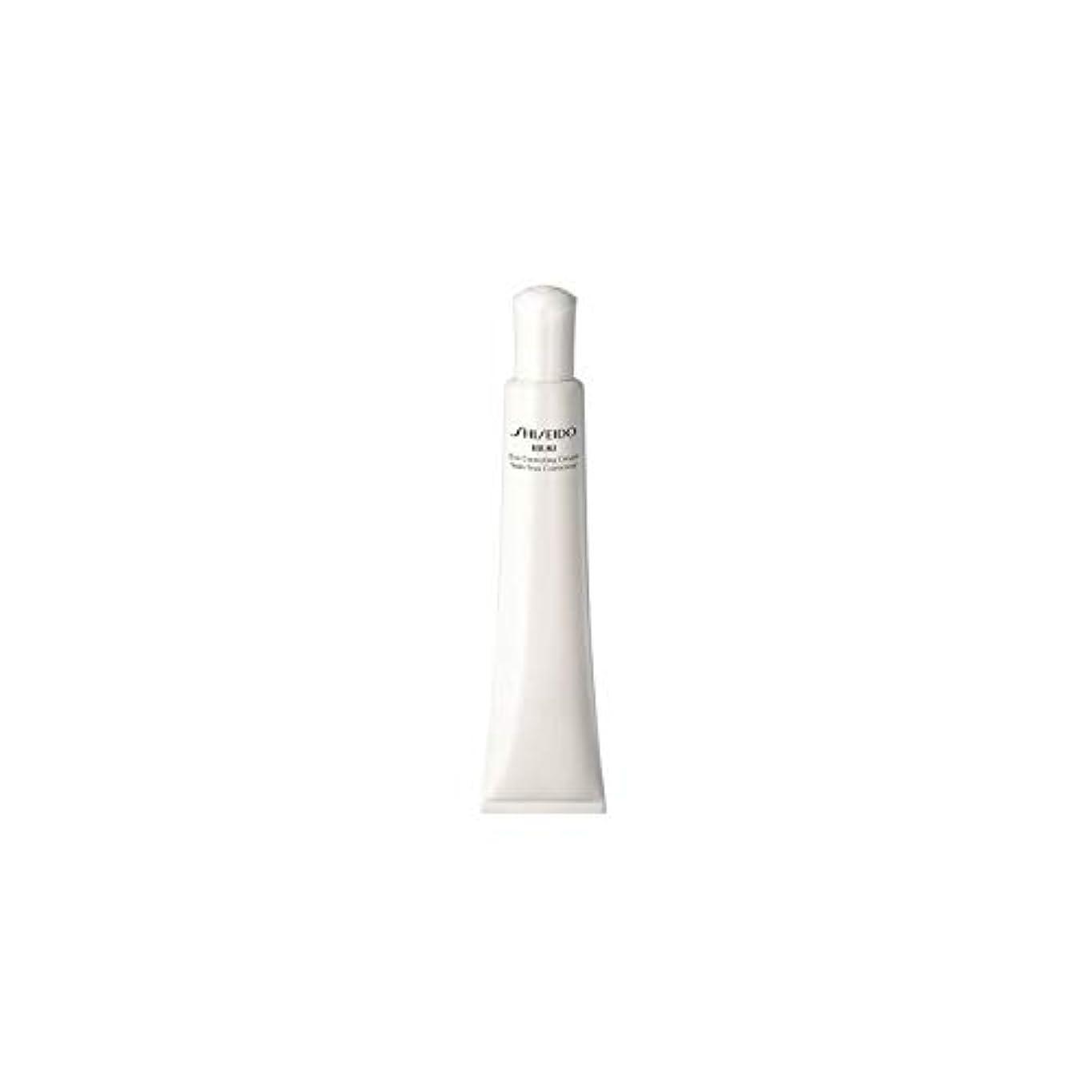 ぴったり連隊年金[Shiseido] 資生堂伊吹眼補正クリーム(15ミリリットル) - Shiseido Ibuki Eye Correcting Cream (15ml) [並行輸入品]