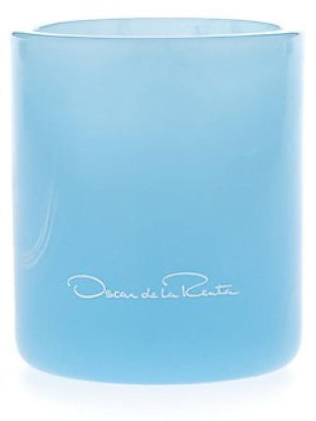 委員会レーニン主義一方、Something Blue (サムシング?ブルー) 7.0 oz (210ml) Candle by Oscar de la Renta for Women