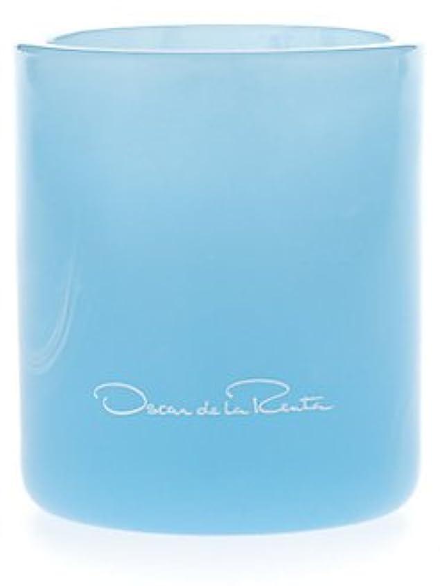 メルボルン矢壊れたSomething Blue (サムシング?ブルー) 7.0 oz (210ml) Candle by Oscar de la Renta for Women