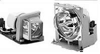 Expert Lamps–用交換ランプハウジングfor Panasonic pt-dz780(ツインパック) with元純正Philipsバルブ内側