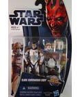 Hasbro スター・ウォーズ 2012 クローン・ウォーズ ベーシックフィギュア コマンダー・コーディ/Star Wars 2012 The Clone Wars Action Figure CW7 Commander Cody 【並行輸入】
