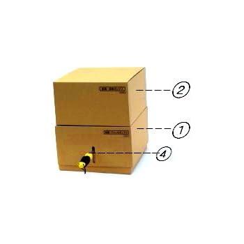 家具転倒防止 家具転倒防止BOX「耐震君」「B・14通常セット」(クラフト色)