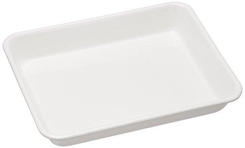 野田琺瑯 バット ホワイトシリーズ キャビネ