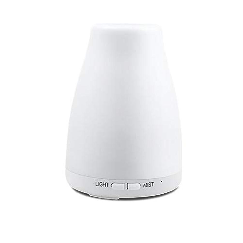 メロン飛行機消毒する精油ディフューザー、アロマ精油クールミスト加湿器付き調節可能なミストモード7色ledライト用ホームオフィスの寝室の部屋