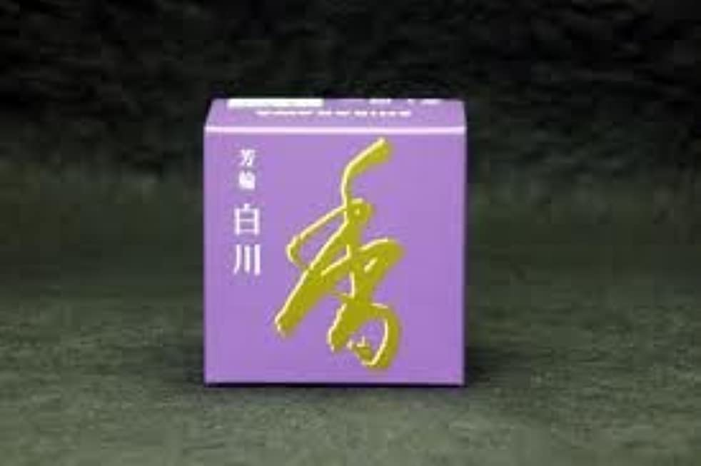 デクリメントのスコア関与する松栄堂 芳輪 白川 うず巻型10枚入