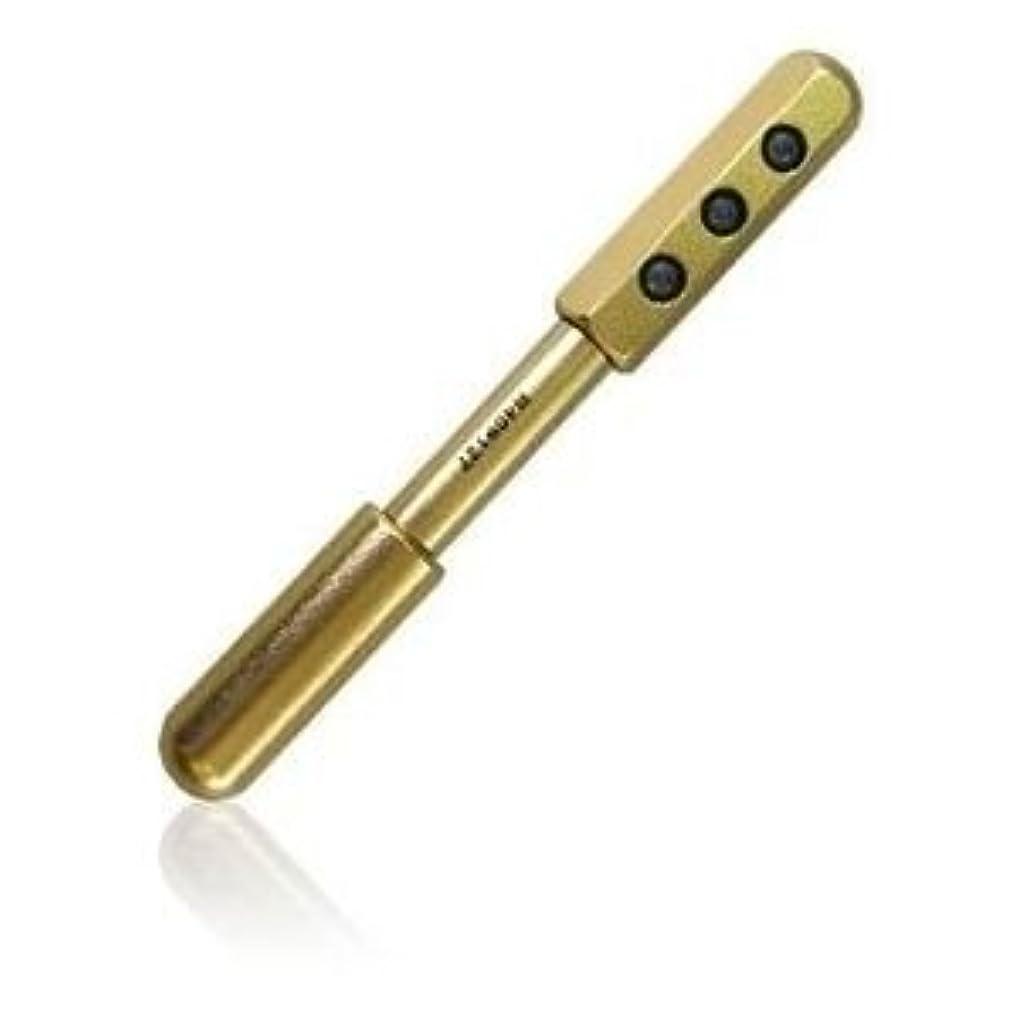 認証全能ロバゲルマニウム スリムローラーフェイシャルバージョン(スリープ付) GSR-GS ゴールド