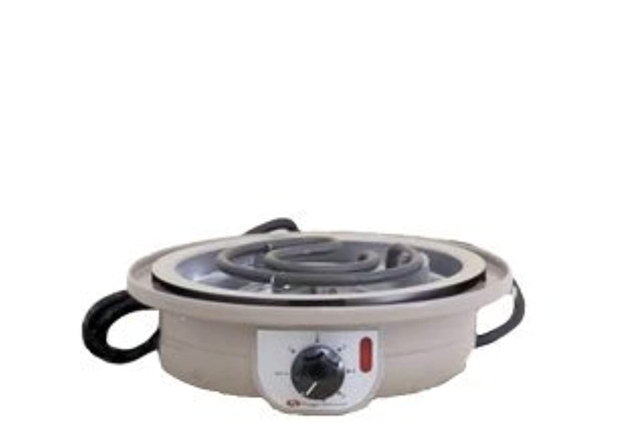 エイリアス絶望的なプラットフォームコンロ ファンジン 電気コンロ よもぎ蒸し 温度調節機能付き