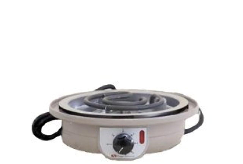 またねジーンズ書誌コンロ ファンジン 電気コンロ よもぎ蒸し 温度調節機能付き
