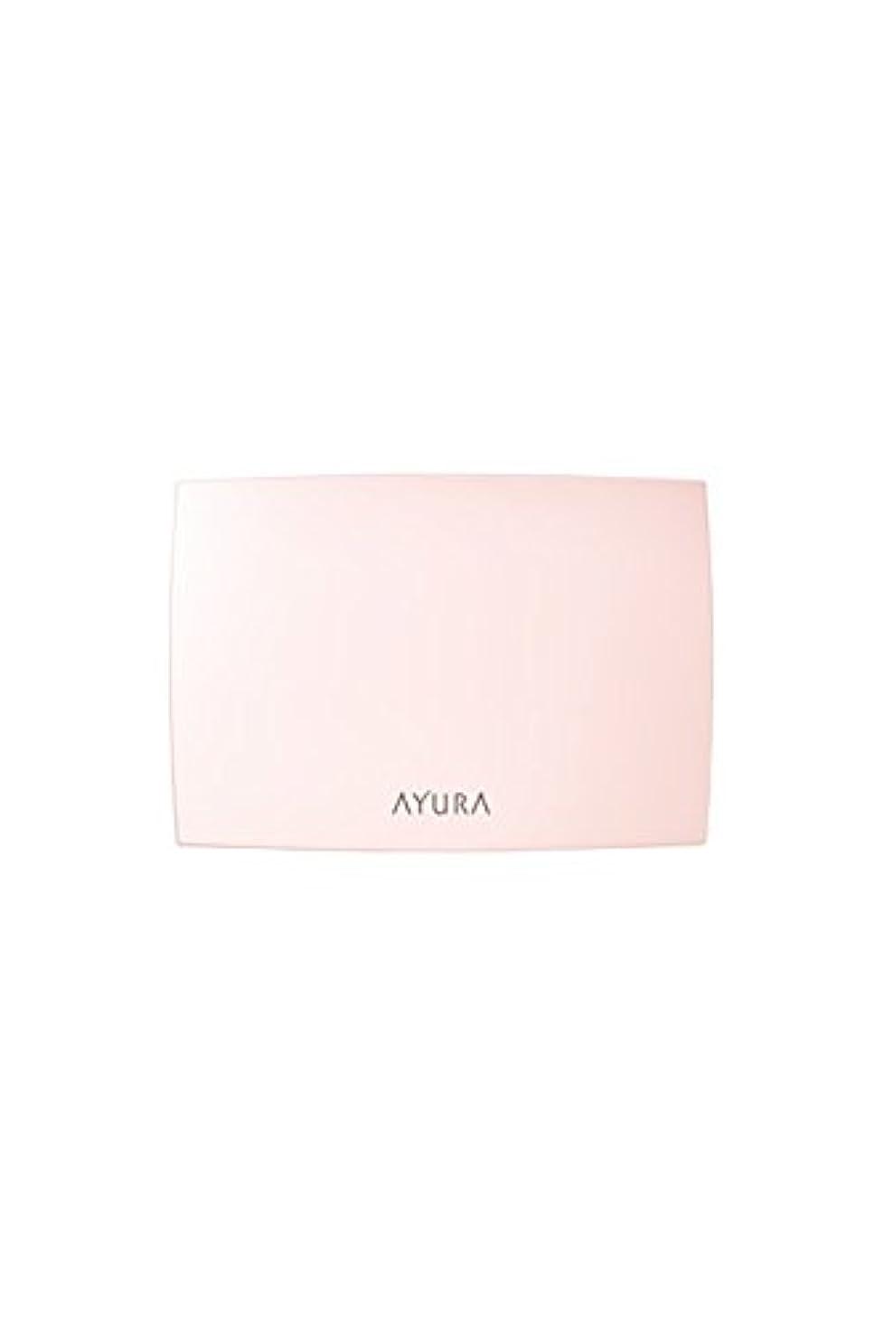 リファイン探す普通のアユーラ (AYURA) パクトケース(スポンジ付) トーンアップパクト 専用ケース