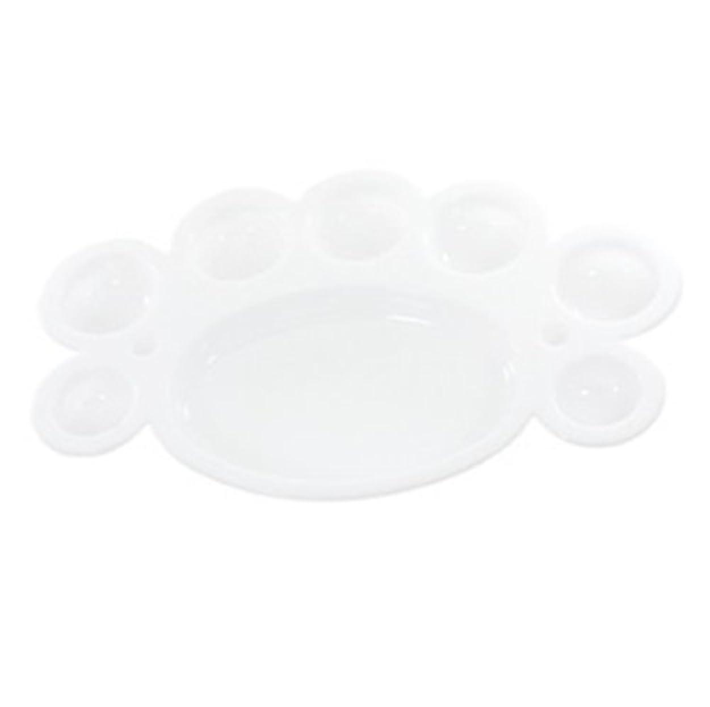 連合排泄する自発ジェルネイル パレット カラーの調合グリッターを混ぜるのに便利?