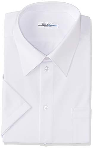 [富士ヨット学生服] TSCOOL01 半袖シャツ ノーアイロン 接触冷感 ボーイズ