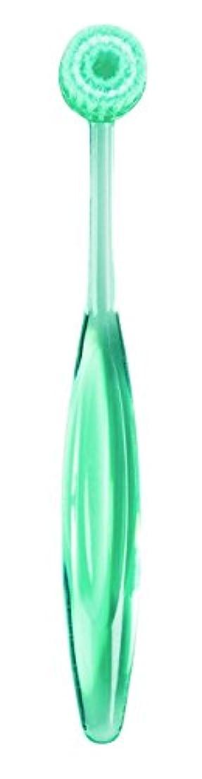 表示無人禁止するOral Doctorオーラルドクター 口腔清掃多目的ブラシ (グリーン)