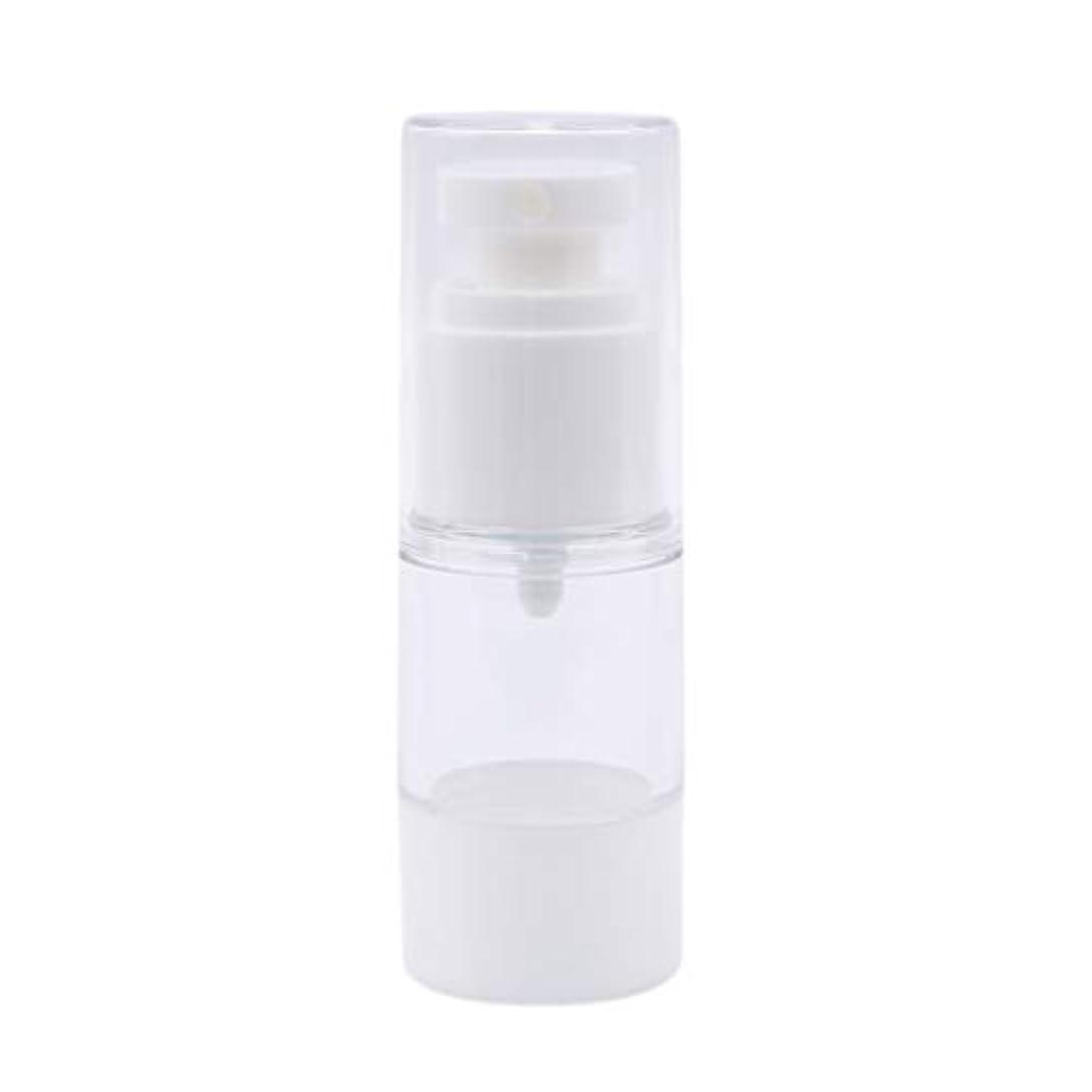 薬を飲む東ティモールコールド100ML白い真空スプレーボトル化粧品瓶詰め