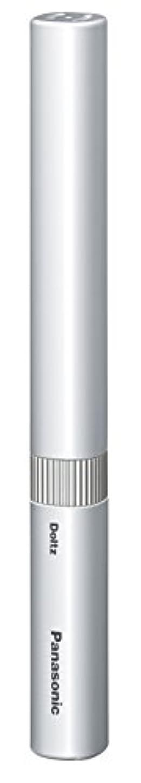 試してみるキャリッジむさぼり食うパナソニック 電動歯ブラシ ポケットドルツ シルバー EW-DS1B-S