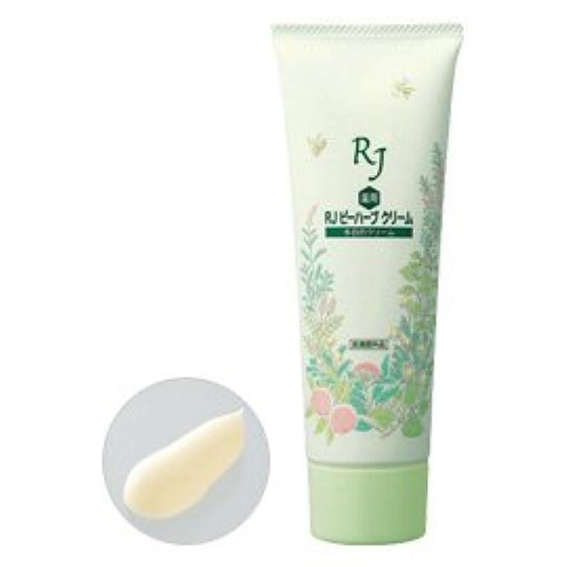 常習者第三セミナー薬用 RJビーハーブクリーム〈全身用保湿クリーム〉 医薬部外品 120g /Medicated RJ Bee Herb Cream<120g>
