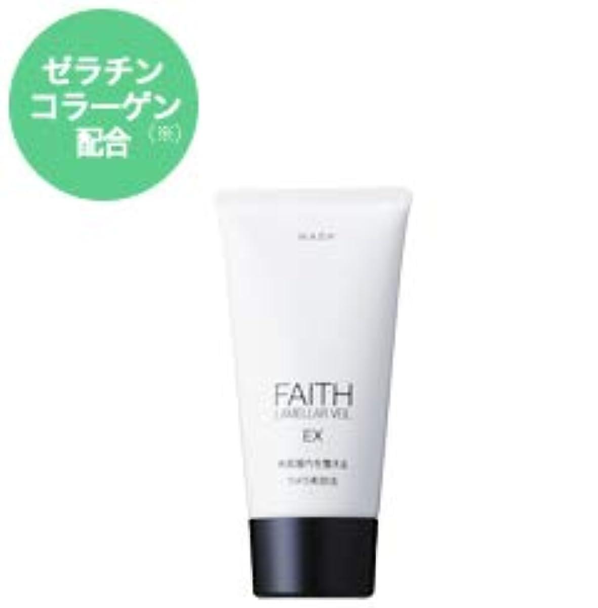 不要ちなみに破壊する【FAITH フェース】 ラメラベールEX ウォッシュ 80g