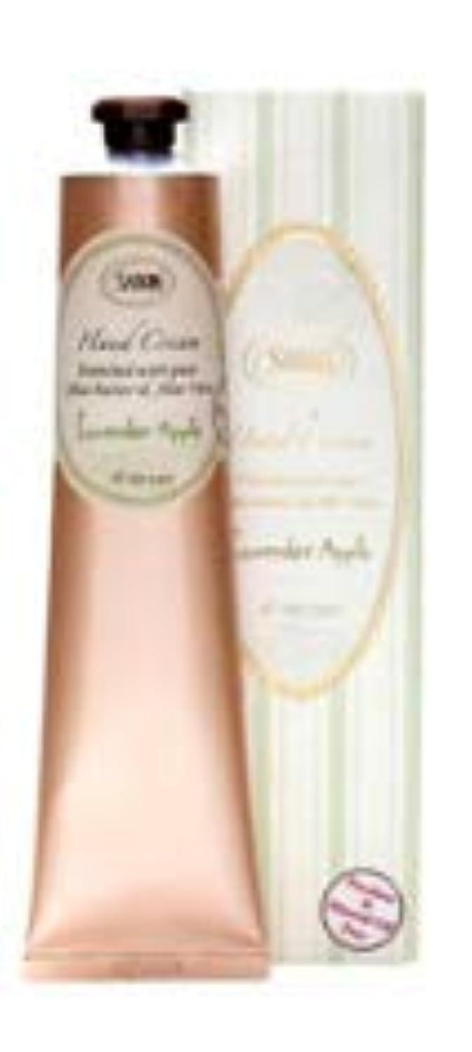 出会い告発ロープSABON(サボン)ハンドクリーム Hand Cream (50ml) (ラベンダーアップル)