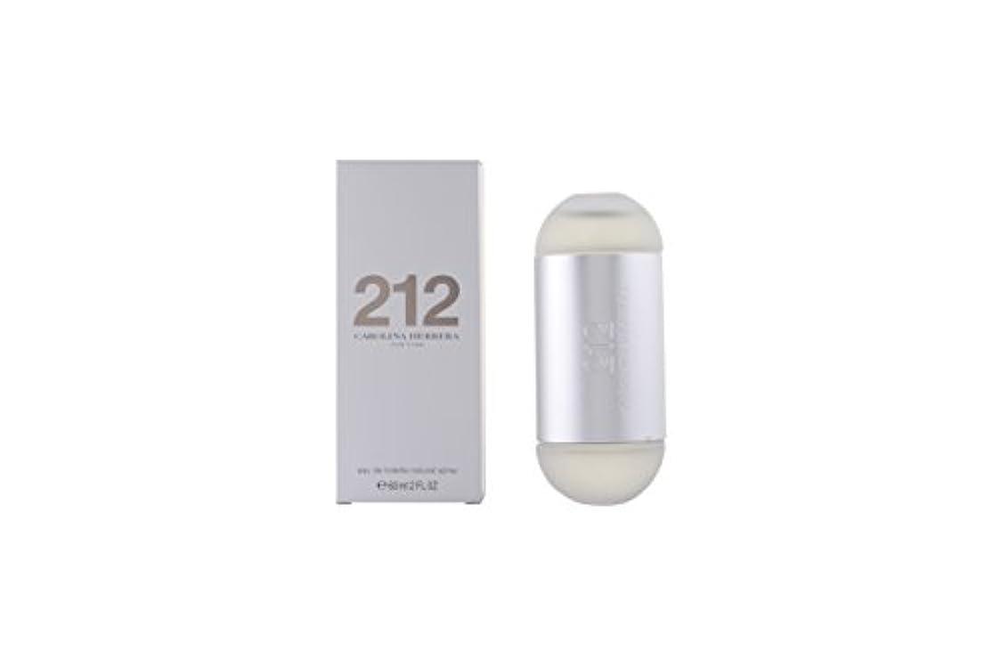 付録請求可能違反するキャロライナヘレラ 212 EDT 60ml