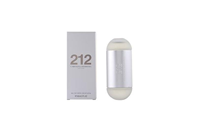 指令うまビジュアルキャロライナヘレラ 212 EDT 60ml