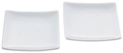 エムズスタイル ホワイトスイートスクエアープレート1連 ファミリーセット MS-90129