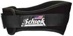 Schiek(シーク) リフティングベルト 4004 ブラック(日本正規品) (S69cm-81cm)
