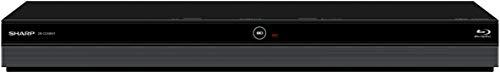 シャープ 500GB 2番組同時録画 AQUOS ブルーレイ...