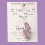 AQUARIUS-SOWELU RUNIC PDT by LOSTMOUN [並行輸入品]