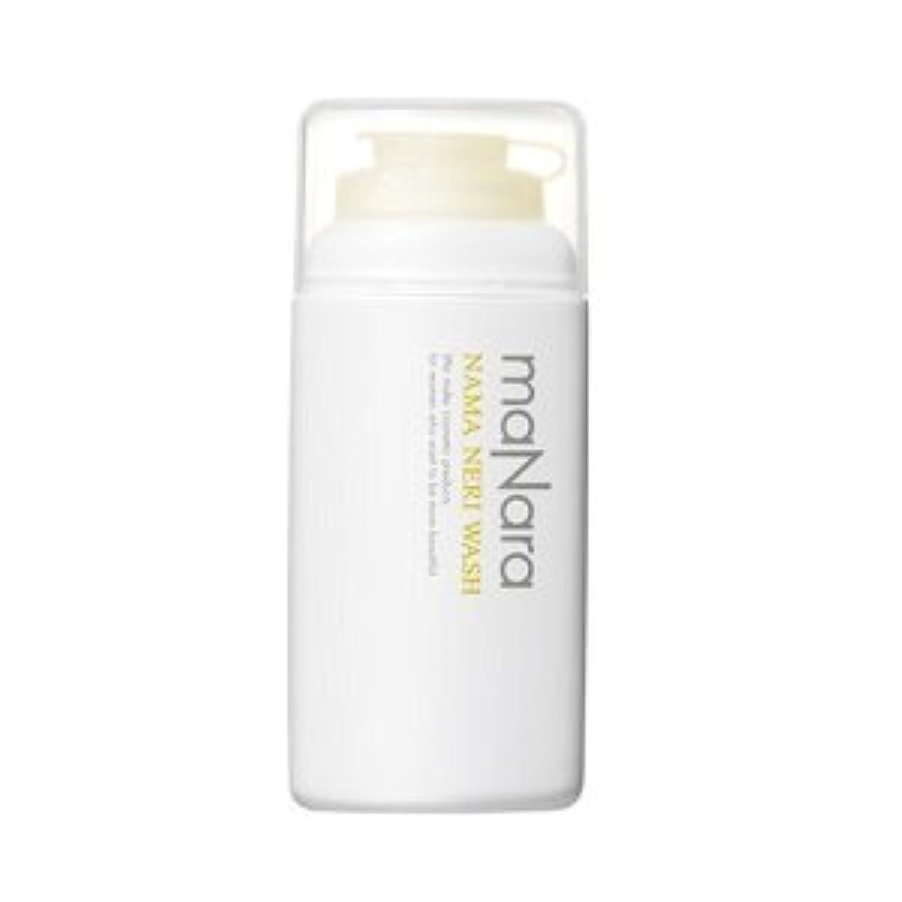 中自動化配分マナラ 生練り洗顔 60g