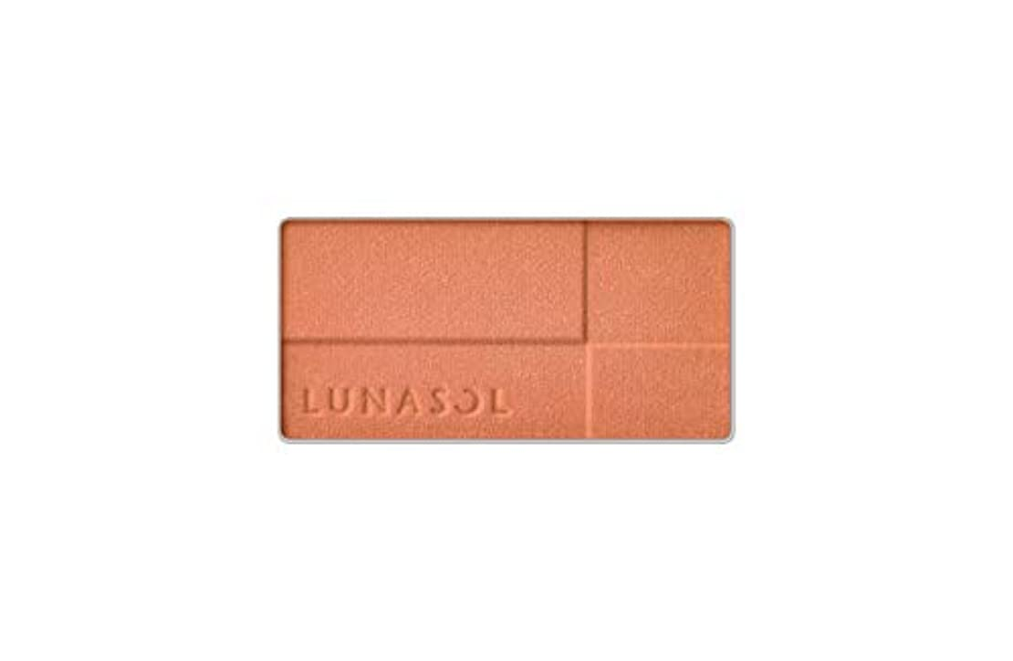 媒染剤振るう余計なルナソル ルナソル カラーリングシアーチークス(グロウ) EX03 Urban Coral チーク