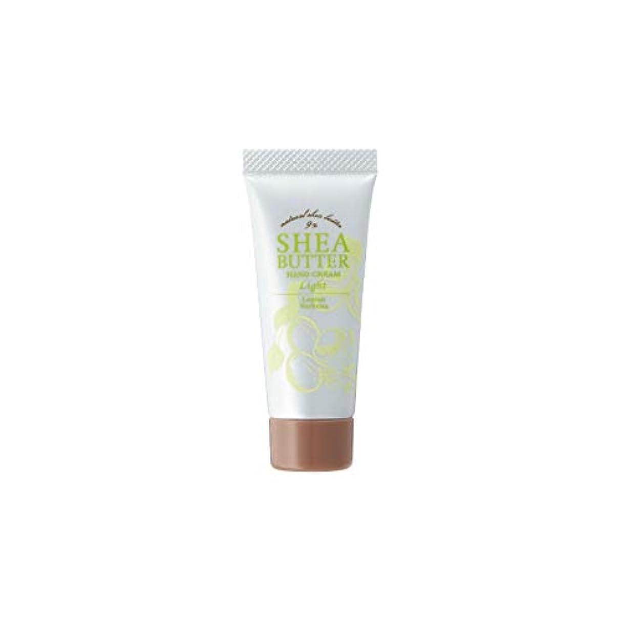 触覚ブース色合い生活の木 シアバター ハンドクリームライト レモンバーベナ(20g)