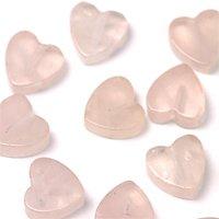 [해외]귀여운 하트 쿼츠 루스!/Rose quartz loose of cute heart!