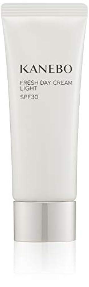 日焼けプライバシー小麦粉KANEBO(カネボウ) カネボウ フレッシュ デイ クリーム ライト SPF30/PA+++ クリーム