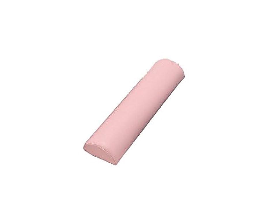 有効アジア構造的半円枕 ピンク NVH-P