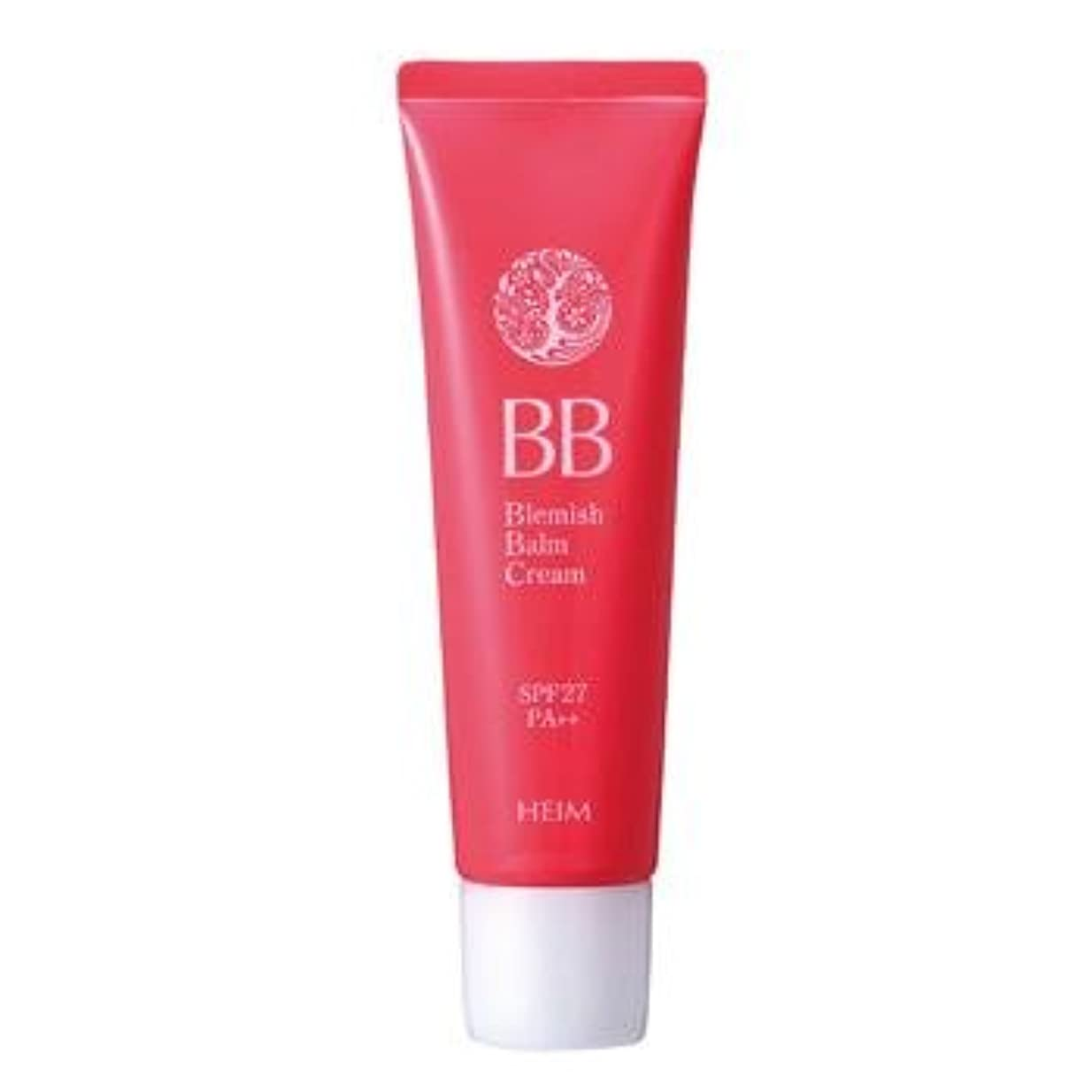 癒す質素な非互換ハイム化粧品/BBクリーム2(ナチュラルオークル)