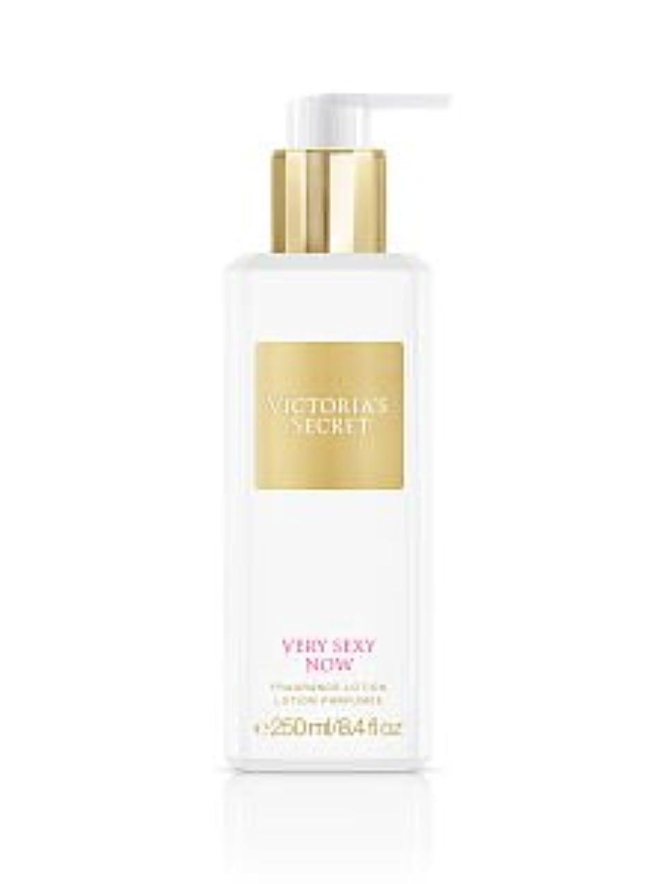 取り壊す小麦粉適応的Very Sexy Now (ベリーセクシー ナウ) 8.4 oz (250ml) Fragrance Lotion (2016年バージョン)by Victoria Secret for Women