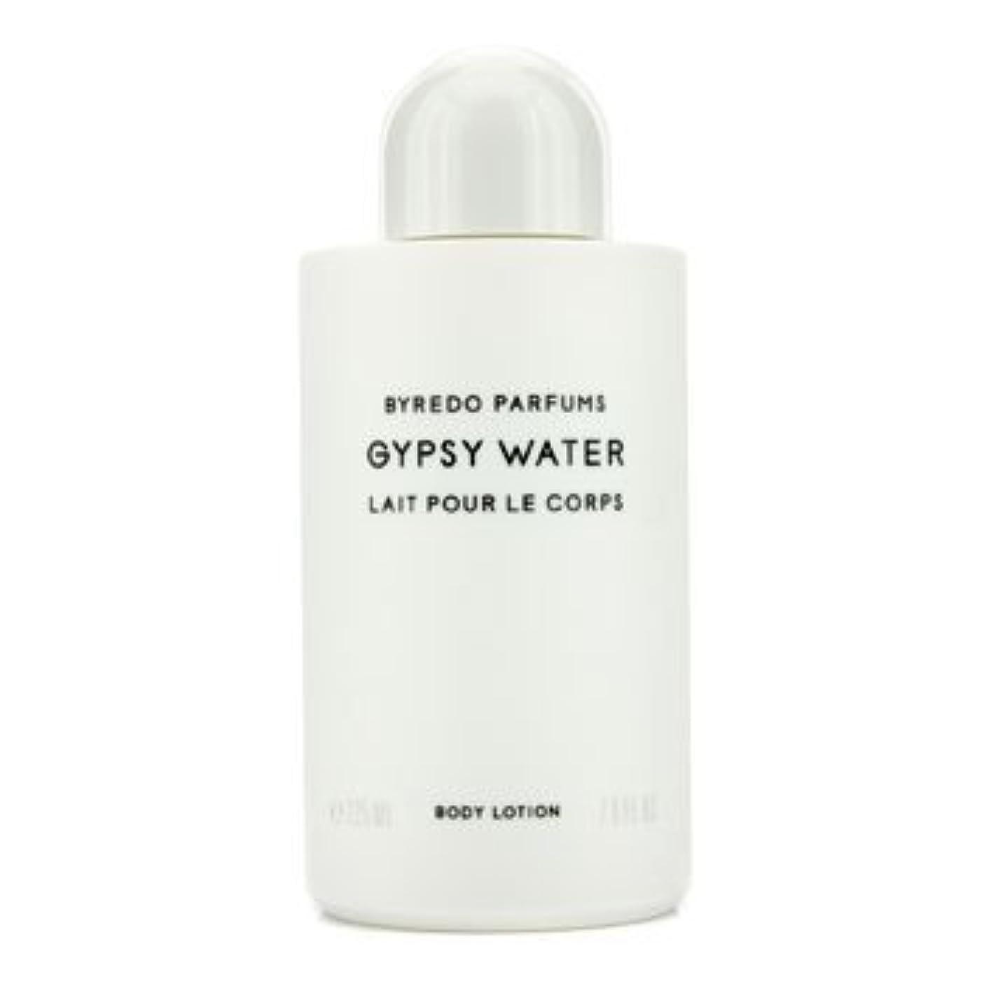 スタック醸造所細分化するByredo Gypsy Water Body Lotion For Women 225Ml/7.6Oz by Byredo