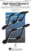 High School Musical 3: Medley (ShowTrax CD). For 合唱
