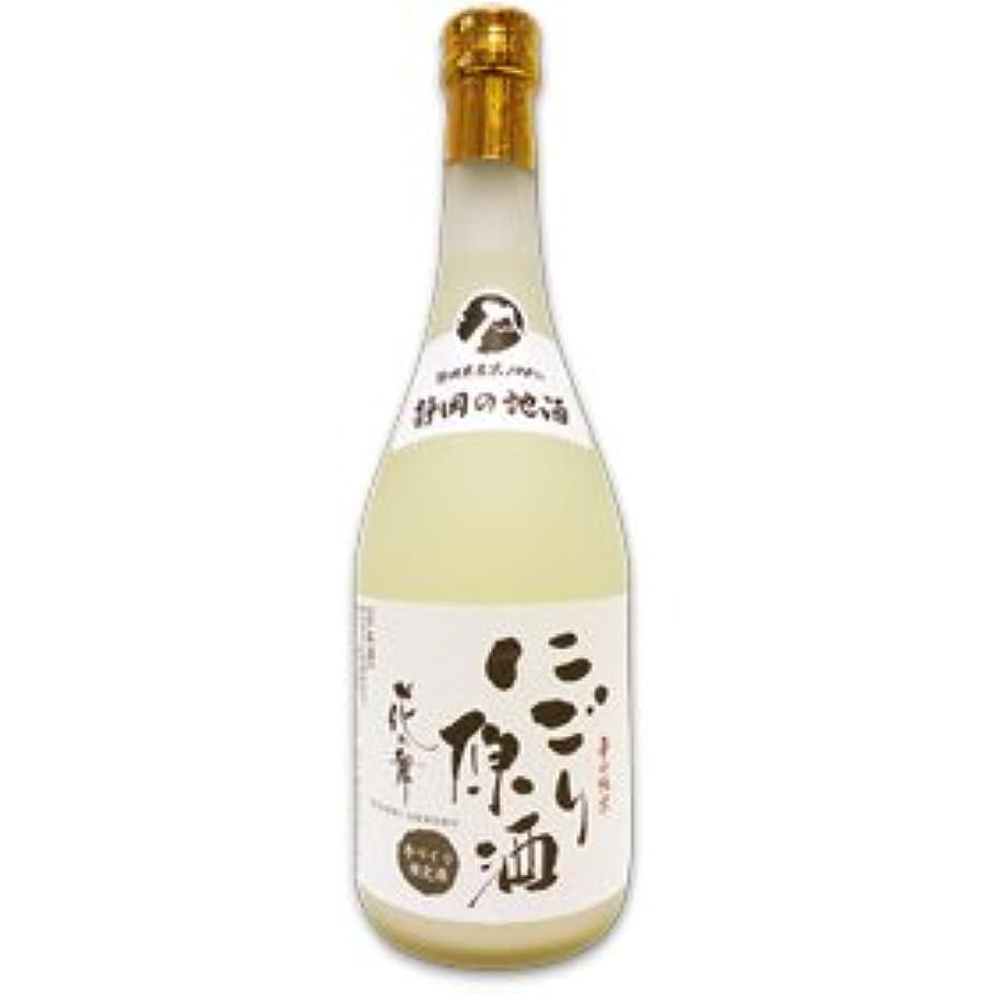 いわゆるブラウズ曇った花の舞 辛口純米 にごり原酒 720ml