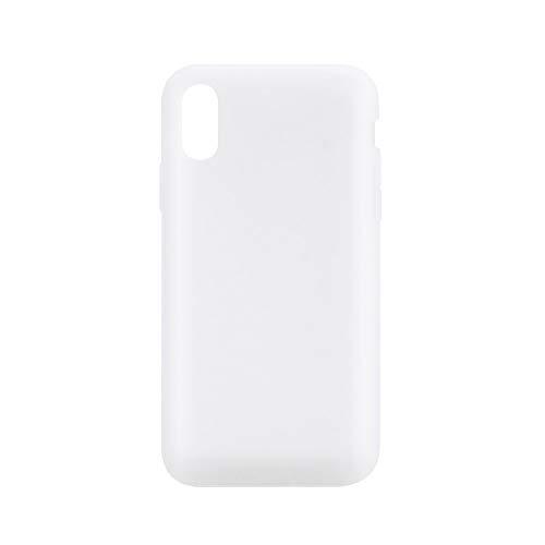 トリニティ iPhone X Max 6.5インチ用 ushion 衝撃吸収シリコンケース