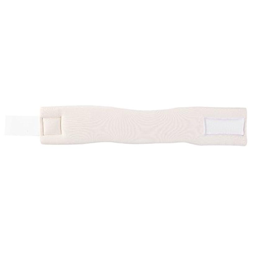 防腐剤祖母依存調整可能なソフトフォームネックブレースサポート転位固定痛み軽減頸部カラー(M)