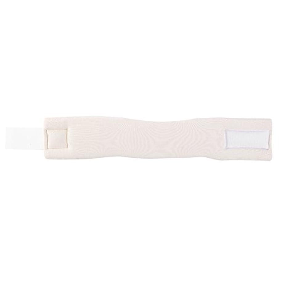 調整可能なソフトフォームネックブレースサポート転位固定痛み軽減頸部カラー(M)