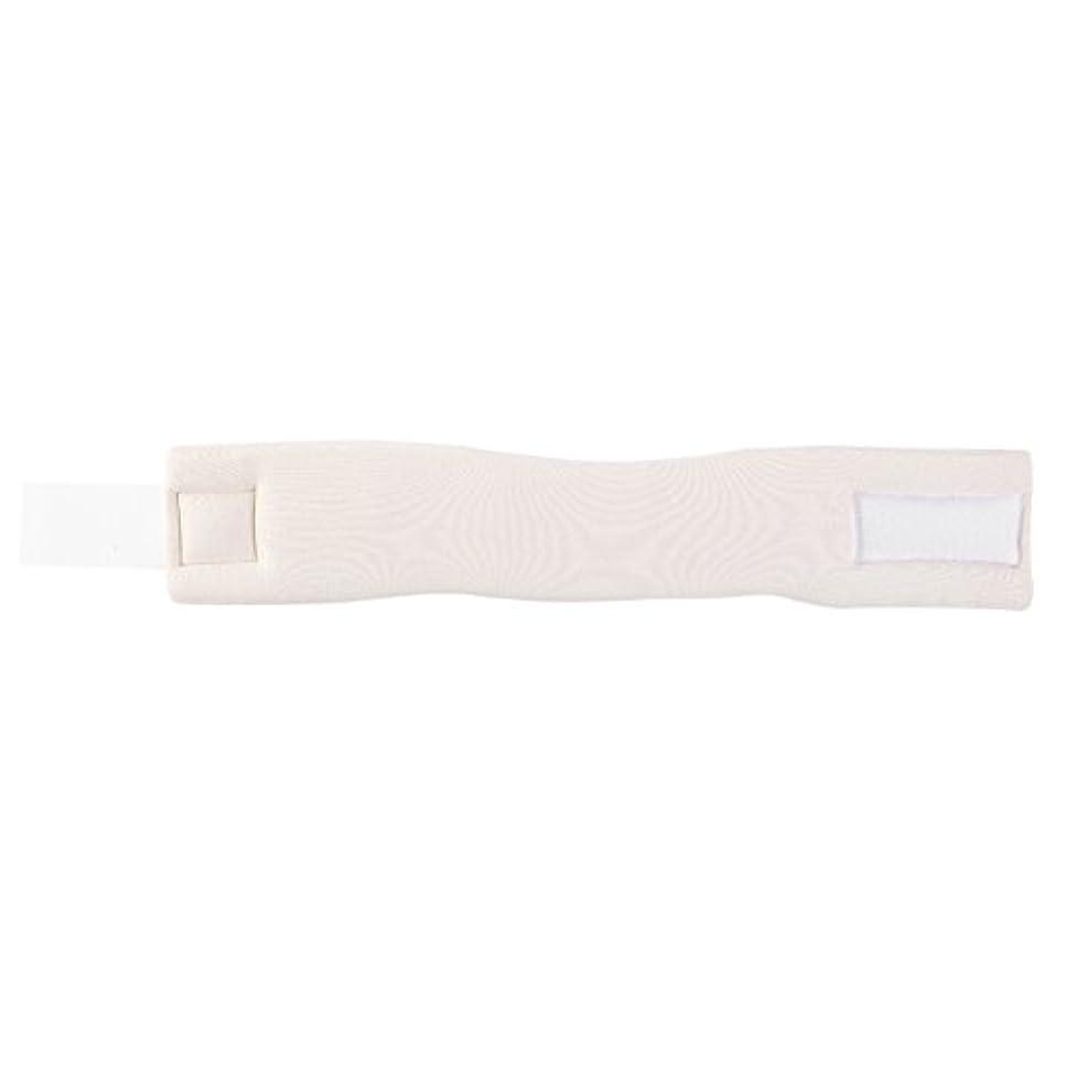森林事故浮浪者調整可能なソフトフォームネックブレースサポート転位固定痛み軽減頸部カラー(M)