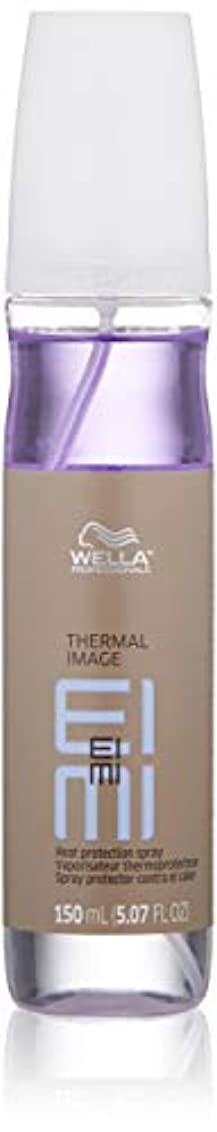 湖アリブランクWella EIMI熱画像の熱保護は150ミリリットル/ 5.07オンススプレー 5.07オンス