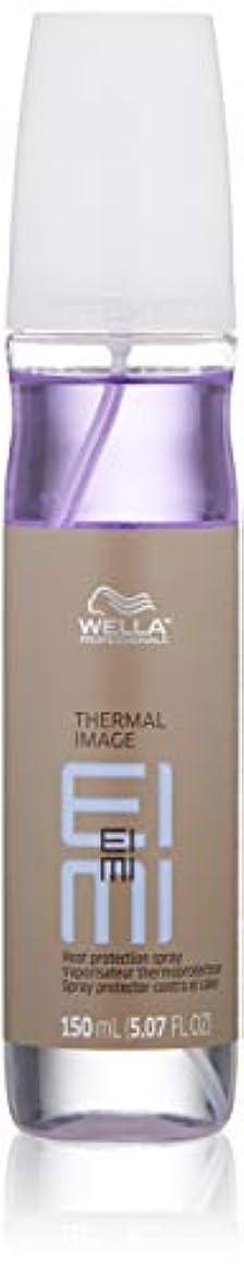 クリアいつでも文句を言うWella EIMI熱画像の熱保護は150ミリリットル/ 5.07オンススプレー 5.07オンス