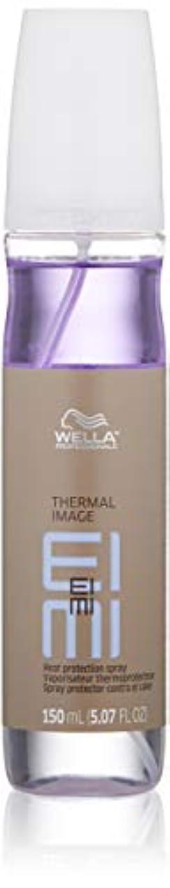 喜劇願望前投薬Wella EIMI熱画像の熱保護は150ミリリットル/ 5.07オンススプレー 5.07オンス