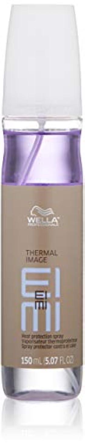 症状マットレス教授Wella EIMI熱画像の熱保護は150ミリリットル/ 5.07オンススプレー 5.07オンス