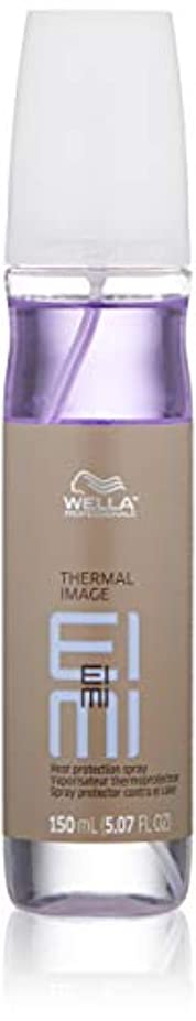 有効な創傷すり減るWella EIMI熱画像の熱保護は150ミリリットル/ 5.07オンススプレー 5.07オンス