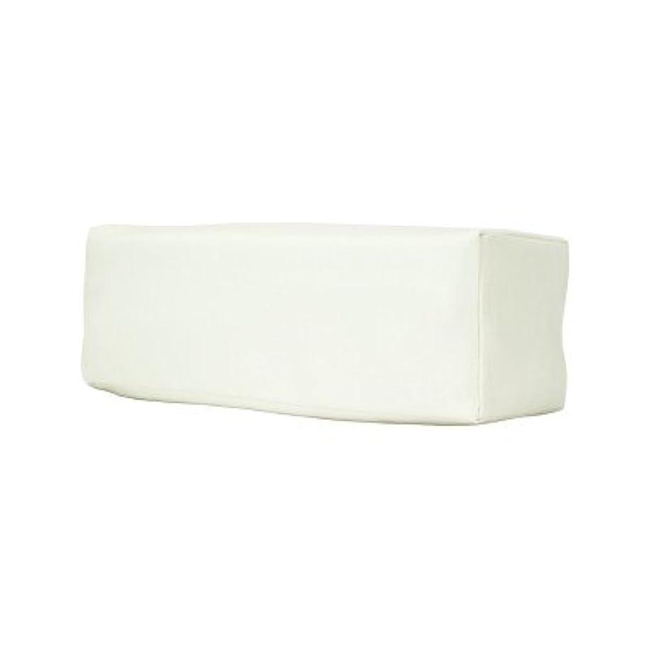 浴支給交渉するミクレア アームレスト ホワイト(1個)